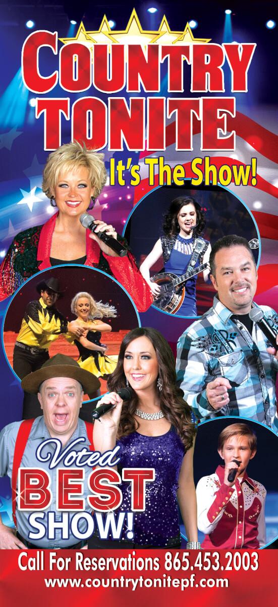 Country Tonite Theatre Brochure Image