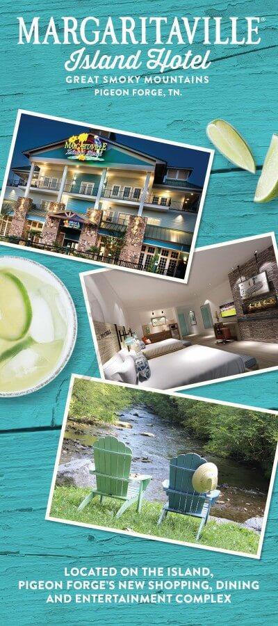 Margaritaville Island Hotel Brochure Image