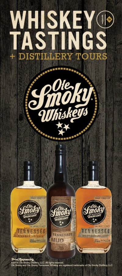 Ole Smoky Whiskey Distillery
