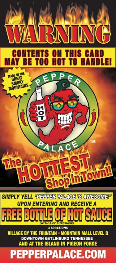 Pepper Palace Brochure Image