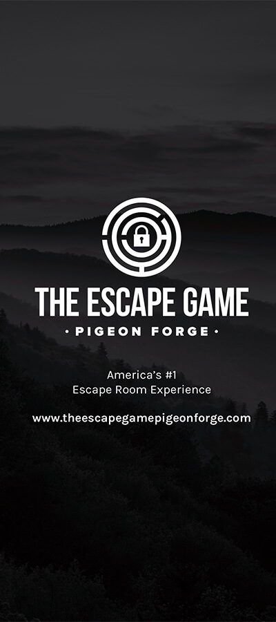 The Escape Game Brochure Image