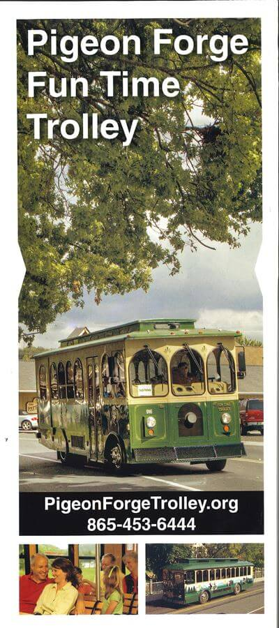 Fun Time Trolley Brochure Image