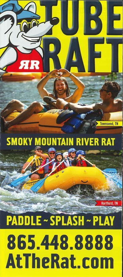 Smoky Mountain River Rat