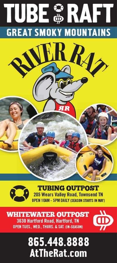 Smoky Mountain River Rat Brochure Image