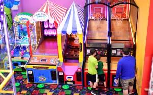 Arcade at Top Jump