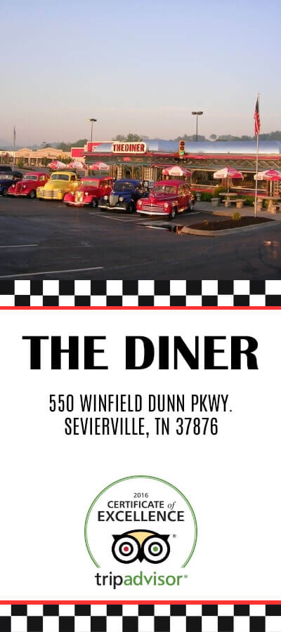 The Diner Brochure Image