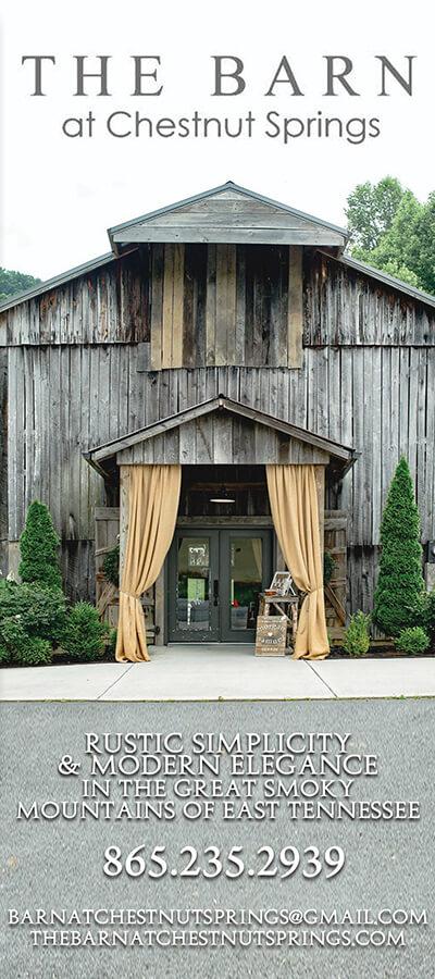 The Barn at Chestnut Springs Brochure Image