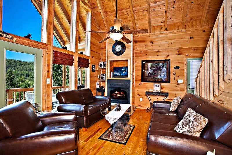 Abundant Views - Hearthside Cabin Rentals