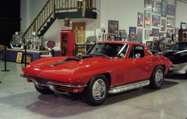 Floyd Garrett's Muscle Car Museum - Sevierville, TN