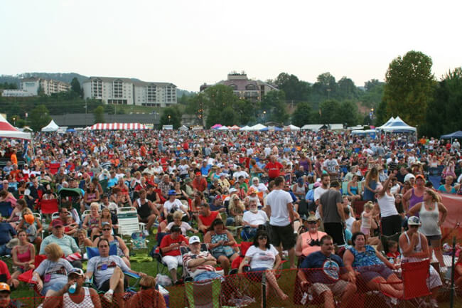 26th Annual Patriot Festival