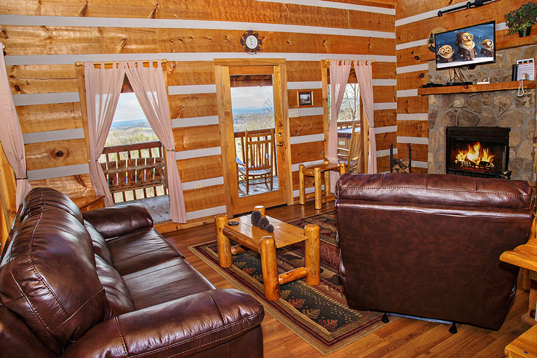 View-Topia - Hearthside Cabin Rentals