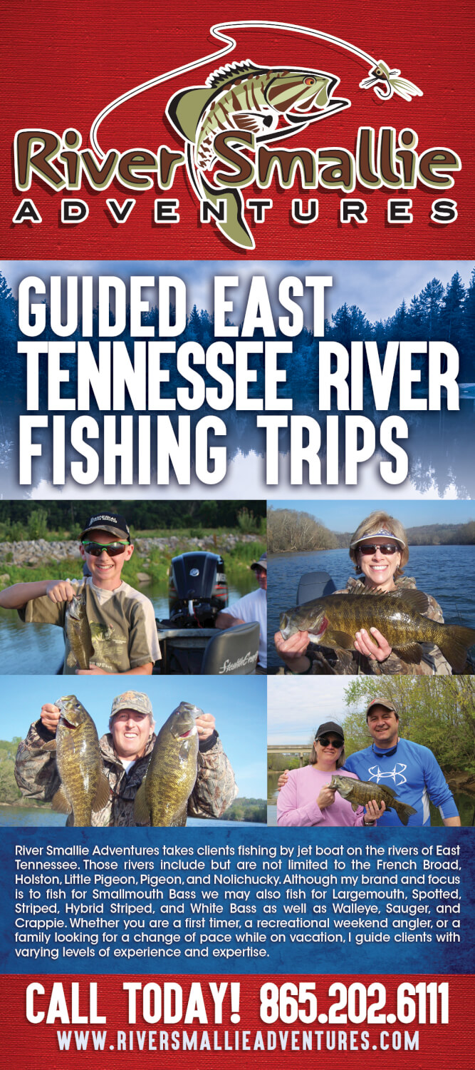 River Smallie Adventures Brochure Image