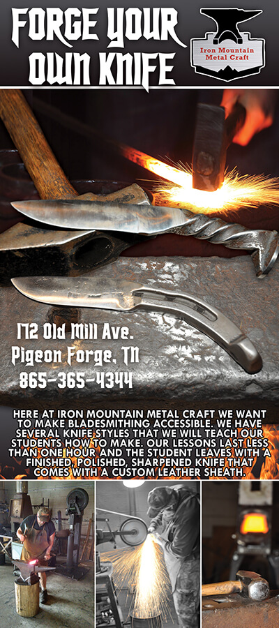 Iron Mountain Metal Craft Brochure Image