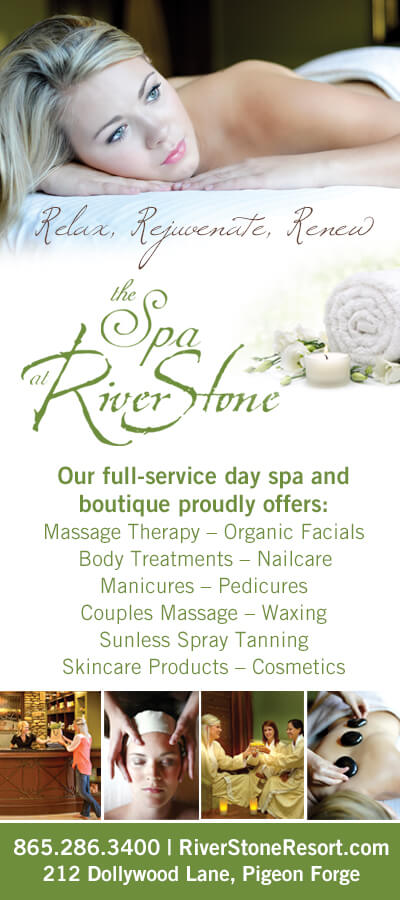 The Spa at RiverStone Brochure Image