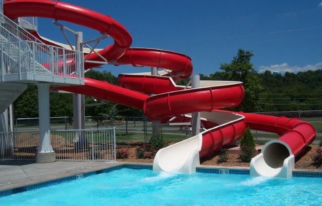 Sevierville City Park - Family Aquatic Center