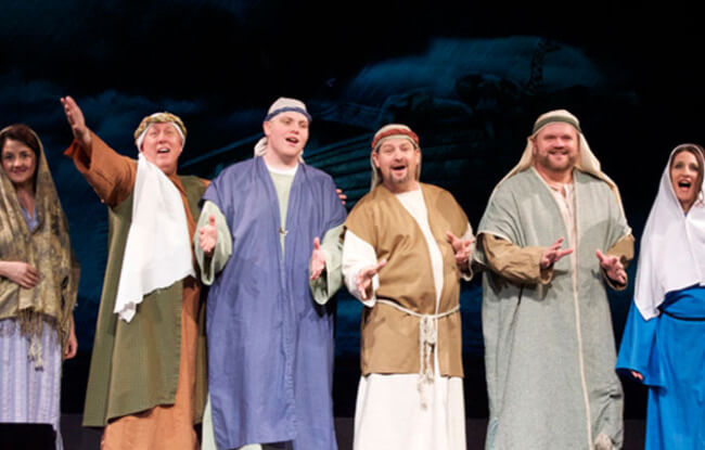 Biblical Times Dinner Theater
