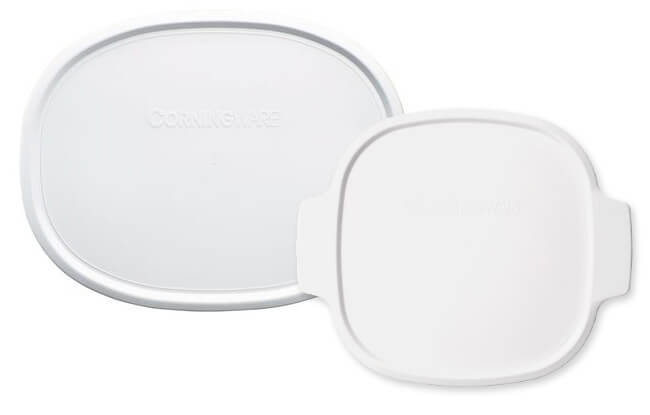 CorningWare Corelle & More at Tanger Outlets - Plastic Lids