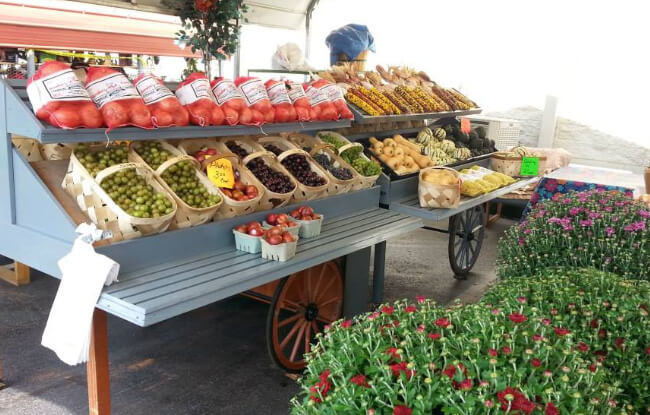 Great Smokies Flea Market - Farmer's Market
