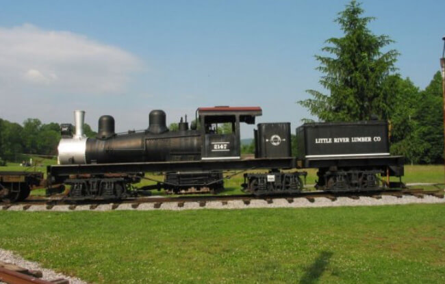Little River Railroad & Lumber Company Museum