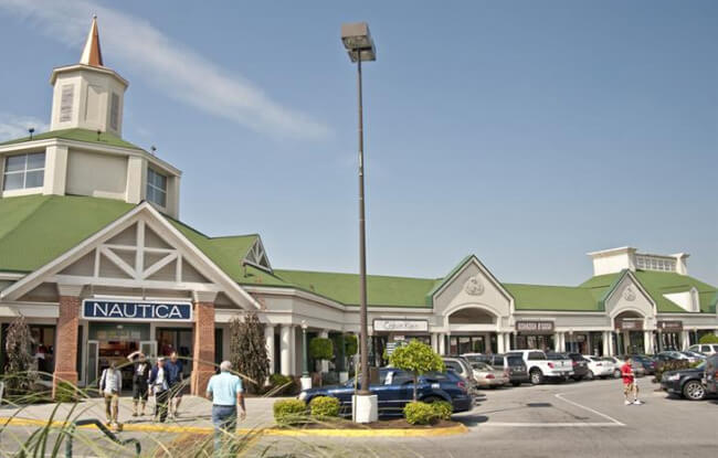 Shop at Tanger Outlets in Sevierville, TN