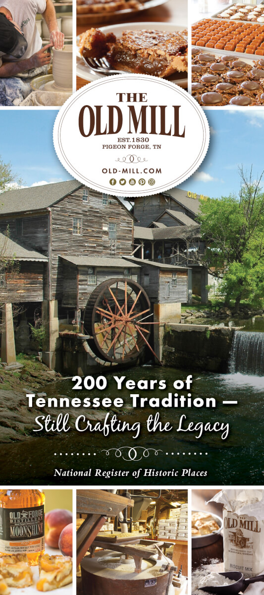 The Old Mill Brochure Image