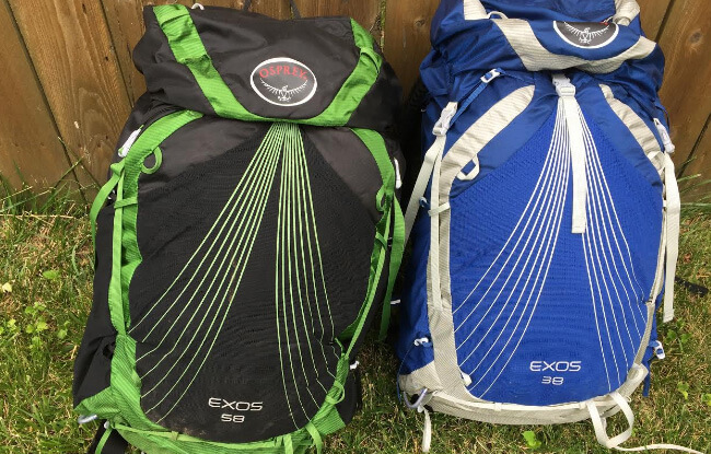 Backpacks for Hiking