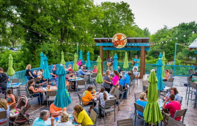 Margaritaville - Music in Pigeon Forge, TN at The Island