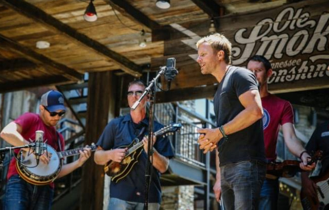 Ole Smoky Distillery - Music at the Holler in Gatlinburg, TN