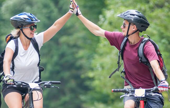 Biking in the Smokies - Bike the Smokies, Gatlinburg, TN