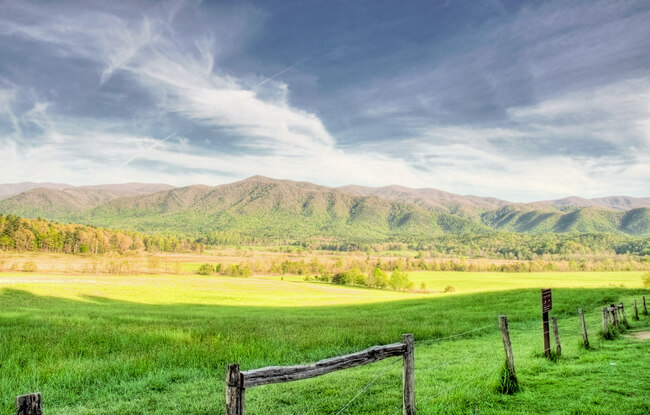 Cades Cove Photo by Gary Dicer