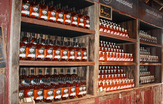 Ole Smoky Moonshine Selections