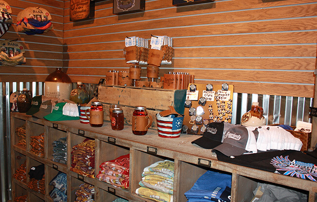 Sugarlands Moonshine Gift Shop - Gatlinburg, TN