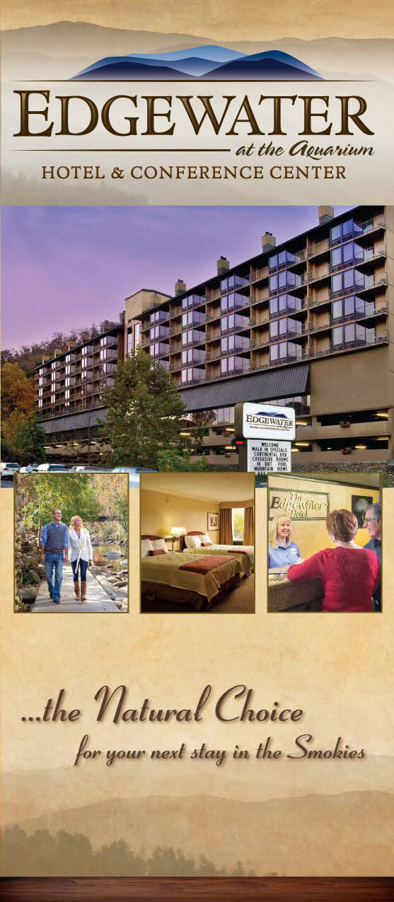 Edgewater Hotel & Conference Center Brochure Image