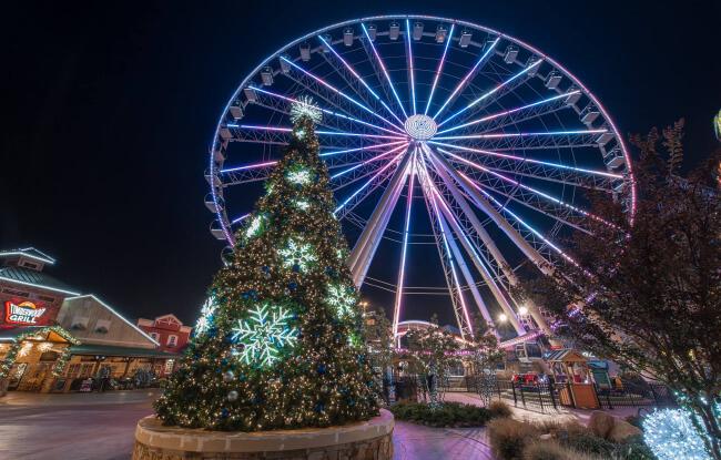 The Island - Christmas
