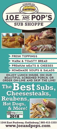 J.O.E. and Pop's Sub Shoppe