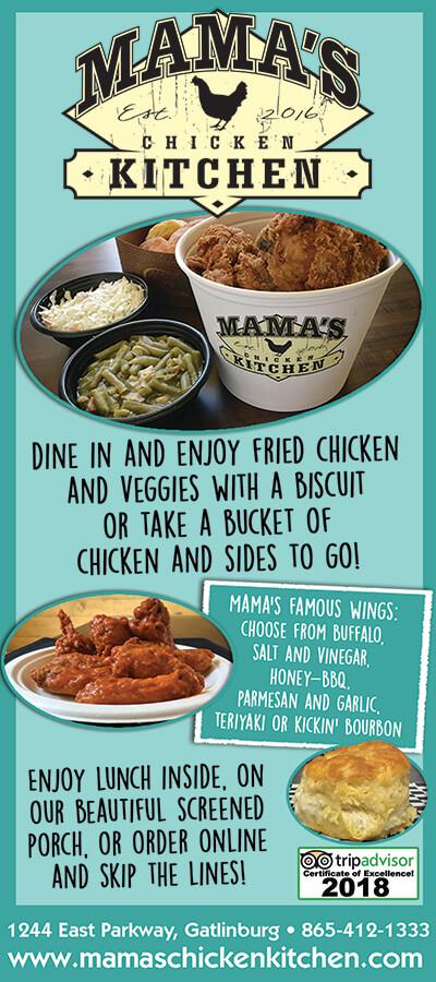 Mama's Chicken Kitchen