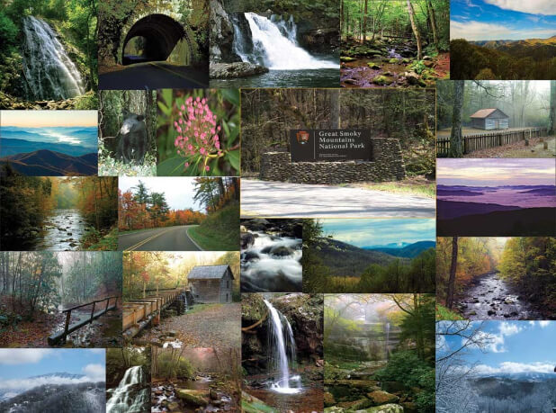 1000pc Puzzle 20x27 inches, Photography by John W. Mayes