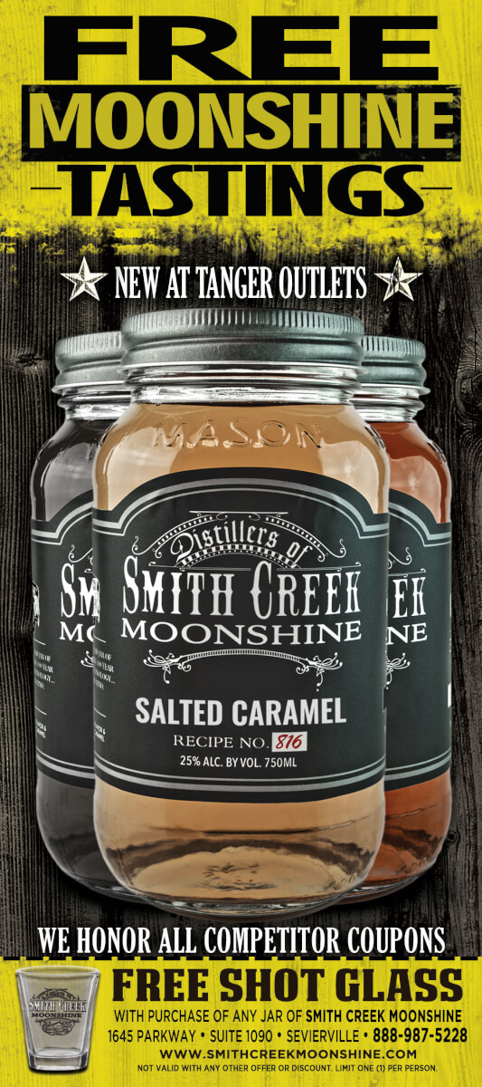 Smith Creek Moonshine Brochure Image