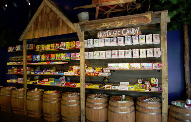 Big Rock Candy Kitchen at The Island - Pigeon Forge, TN