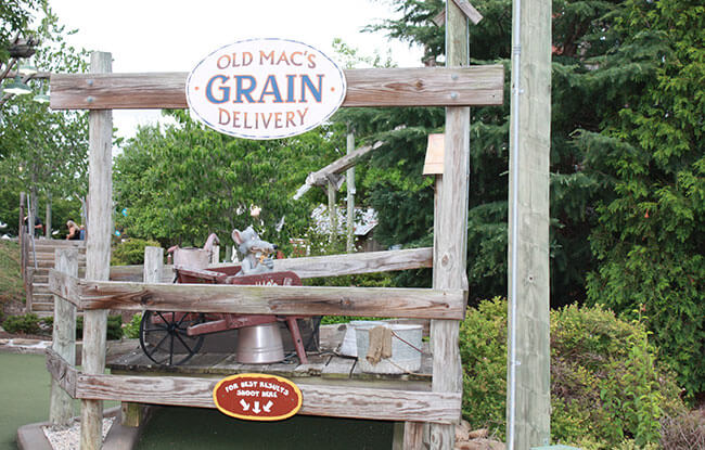 Ripley's Old MacDonald Farm Mini-Golf Course