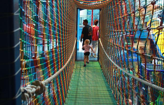 Playground at Ripley's Aquarium of the Smokies
