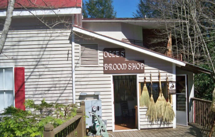 Ogle's Broom Shop - Gatlinburg, TN