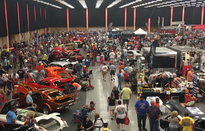 Pigeon Forge Rod Run