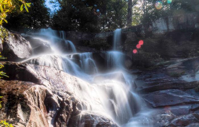 Great Smoky Mountain National Park - Ramsey Cascades Hike