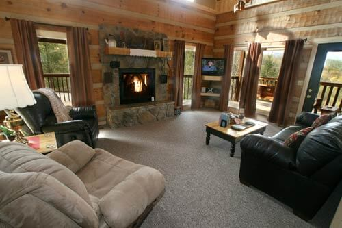 Mountain Rentals of Gatlinburg - Sweet Surrender Cabin