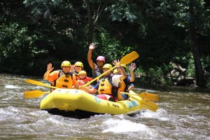 RITS - On the Pigeon River