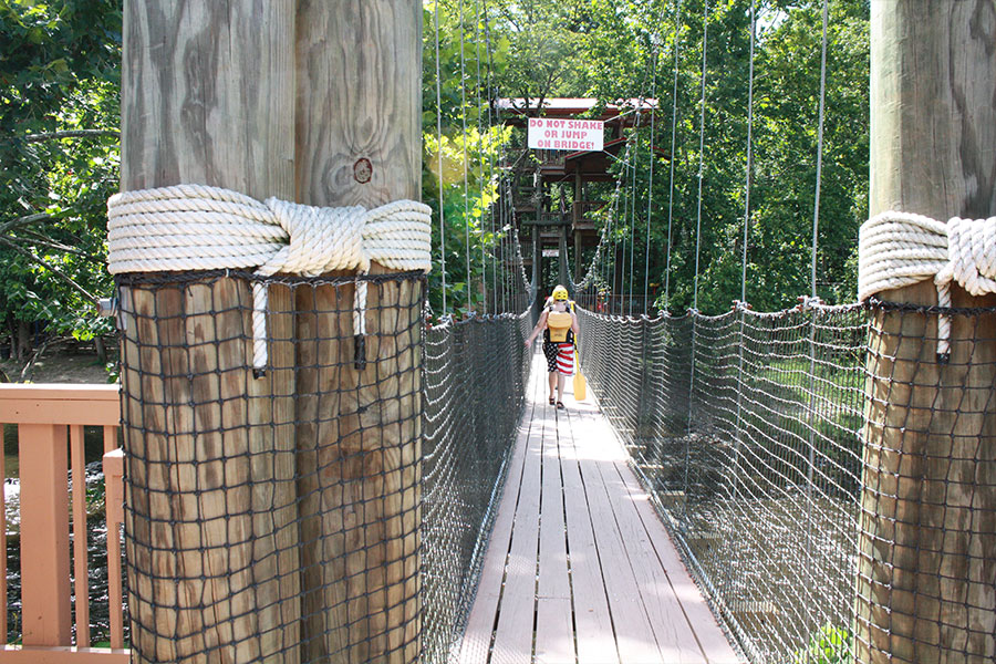 RITS Swinging Bridge