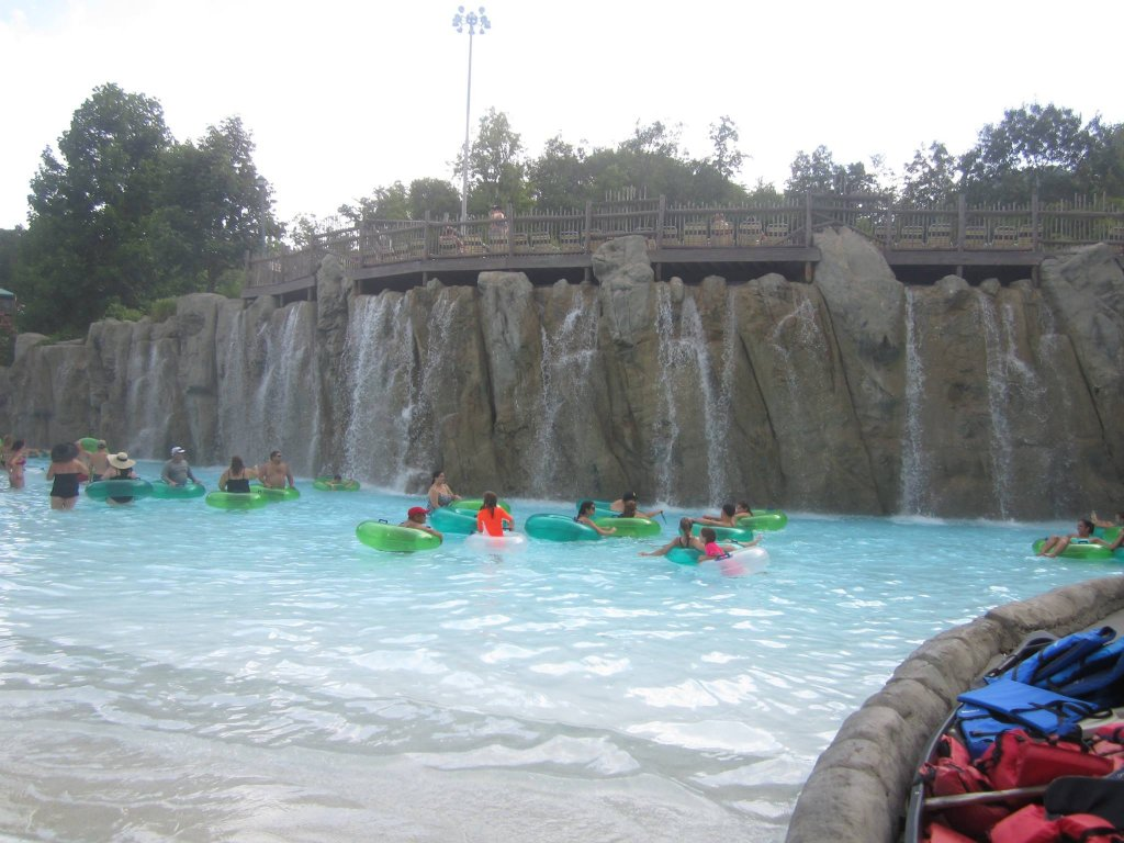 Dollywood's Splash Country - Lazy River