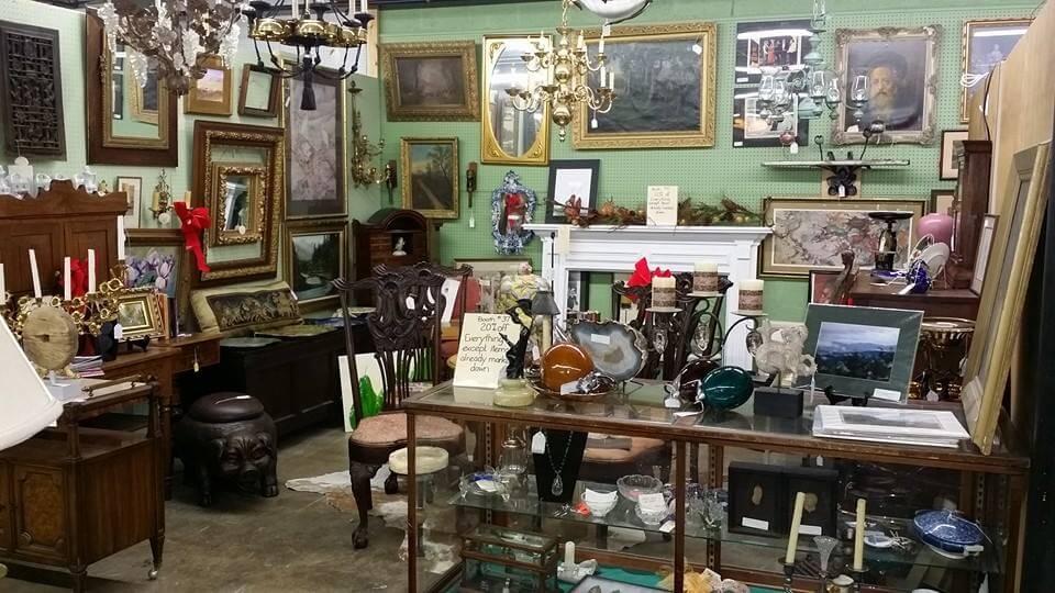 Bearden Antique Mall - Knoxville, TN