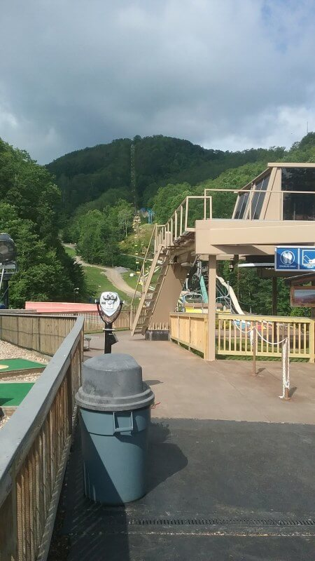 Ober Gatlinburg Ski Lift